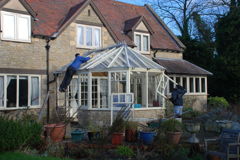 Replacement Conservatory In Pershore Road, Evesham