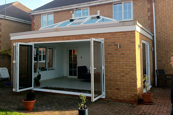 Orangeries Evesham Glass