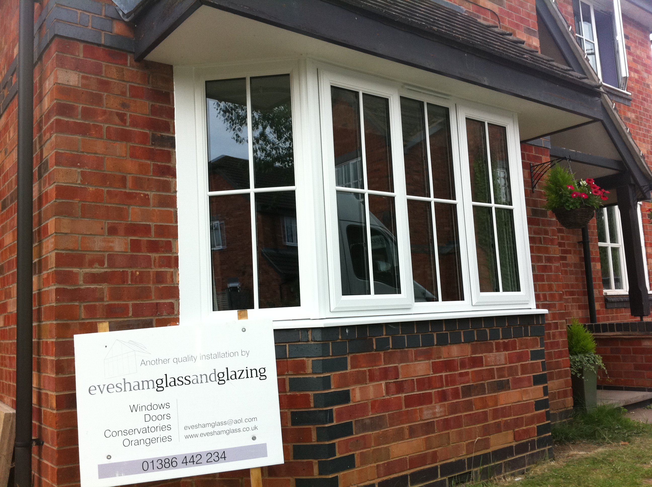 Casement Windows Evesham Glass