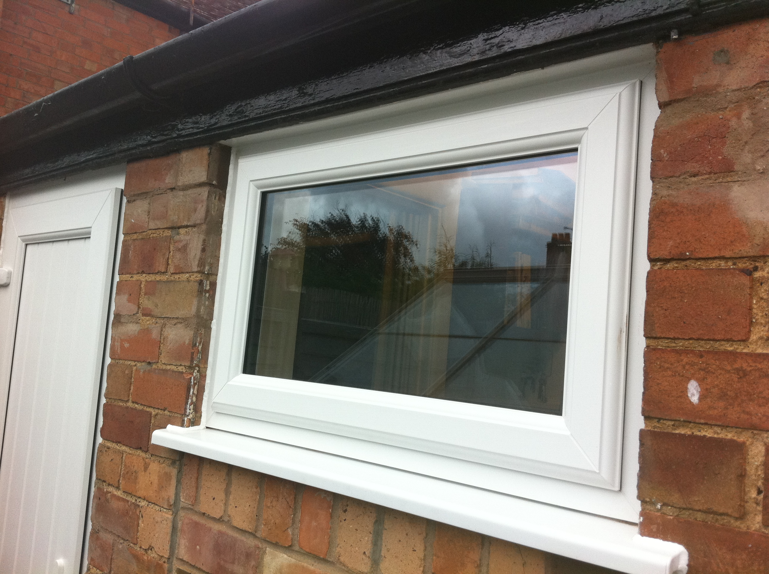 Casement windows evesham glass for Awning replacement windows