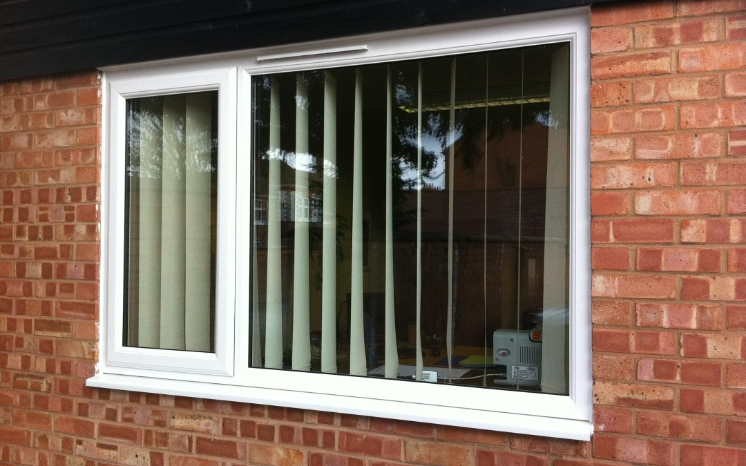 How To Clean Your Upvc Windows Evesham Glass
