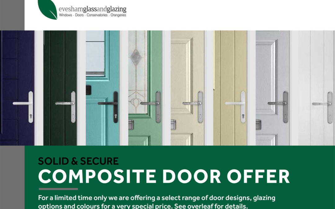 Endurance Composite Door Offer
