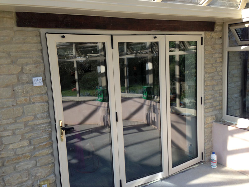 Bi Folding Doors Evesham Glass