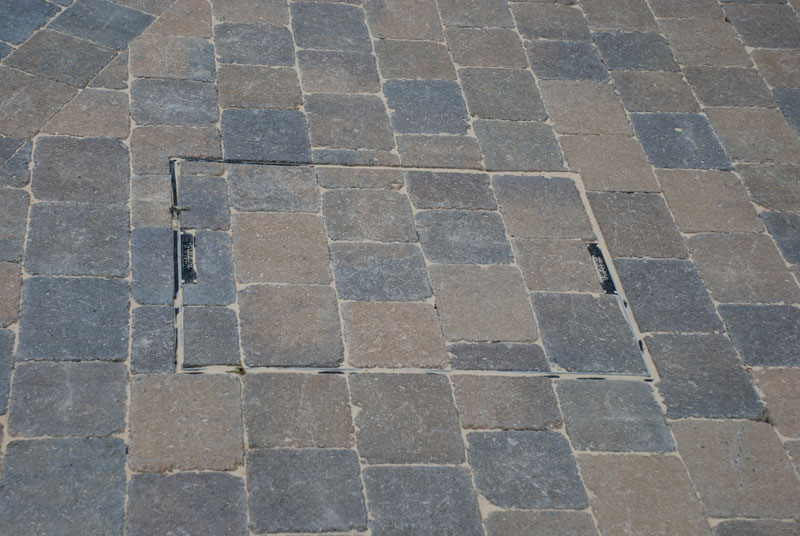 Block Paving Finish