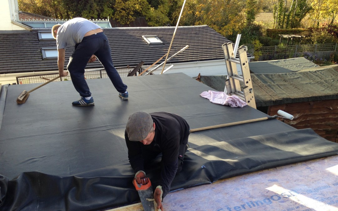 Roofing Repairs with Evesham Roofing Limited