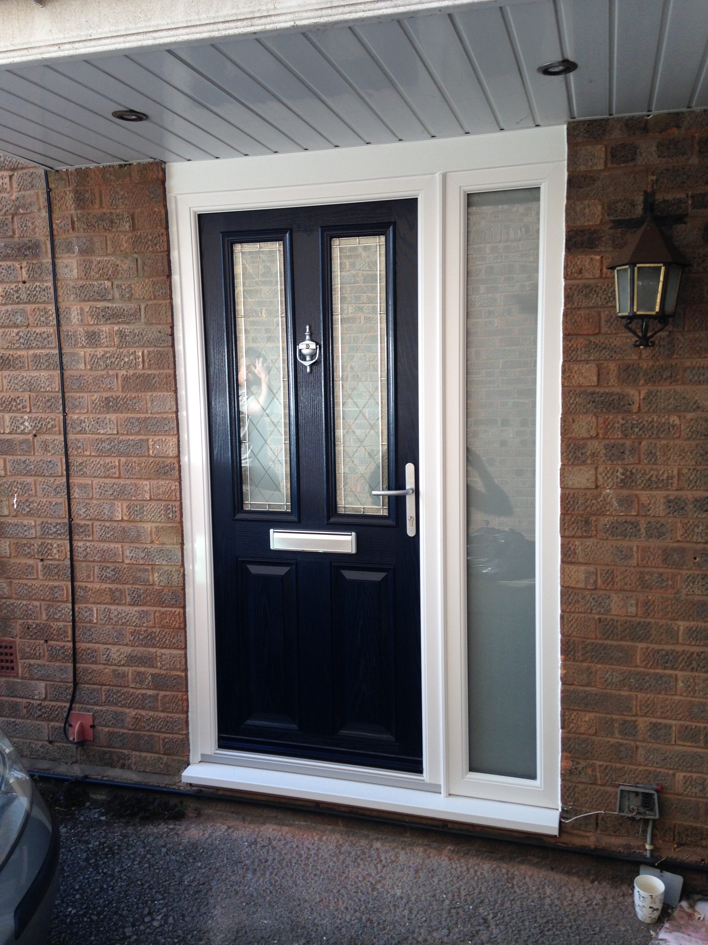 Second Composite Door