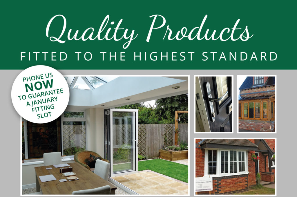 Evesham Glass And Glazing Are Featuring In The Vale