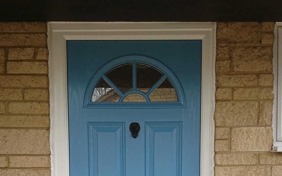 The Hurst Composite Door