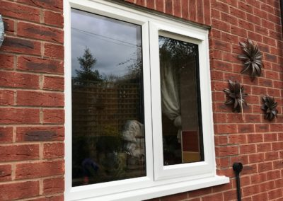 uPVC Liniar Window System