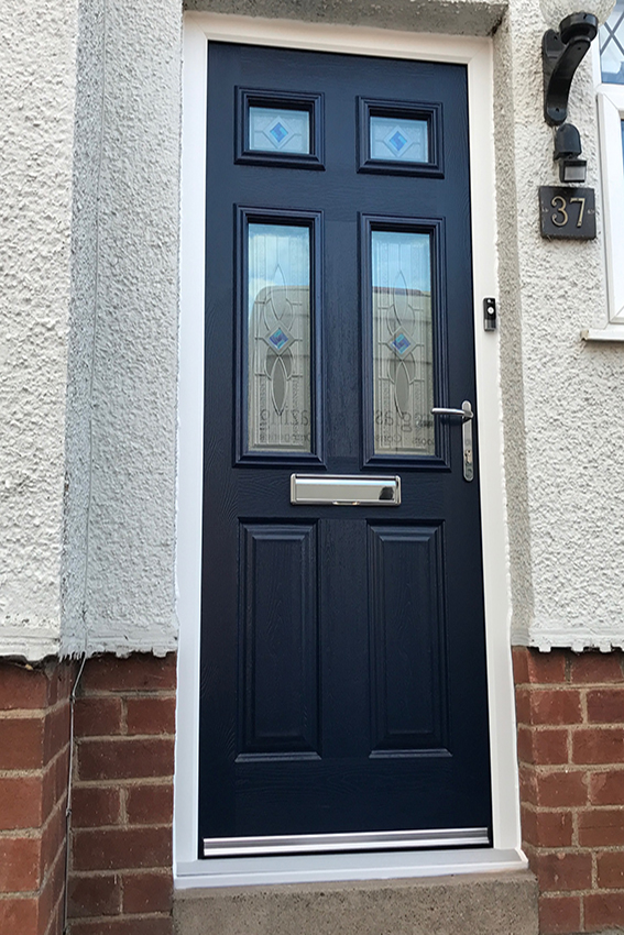 Endurance Solid Timber Core Composite Door