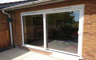 Mr Dawson, uPVC patio slider, Bishampton nr Pershore Worcestershire