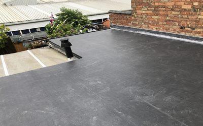 Mr Field, Flat Roof Installation Evesham Worcestershire