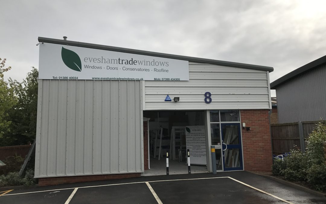 Evesham Trade Windows Is Now Open For Trade Enquires.