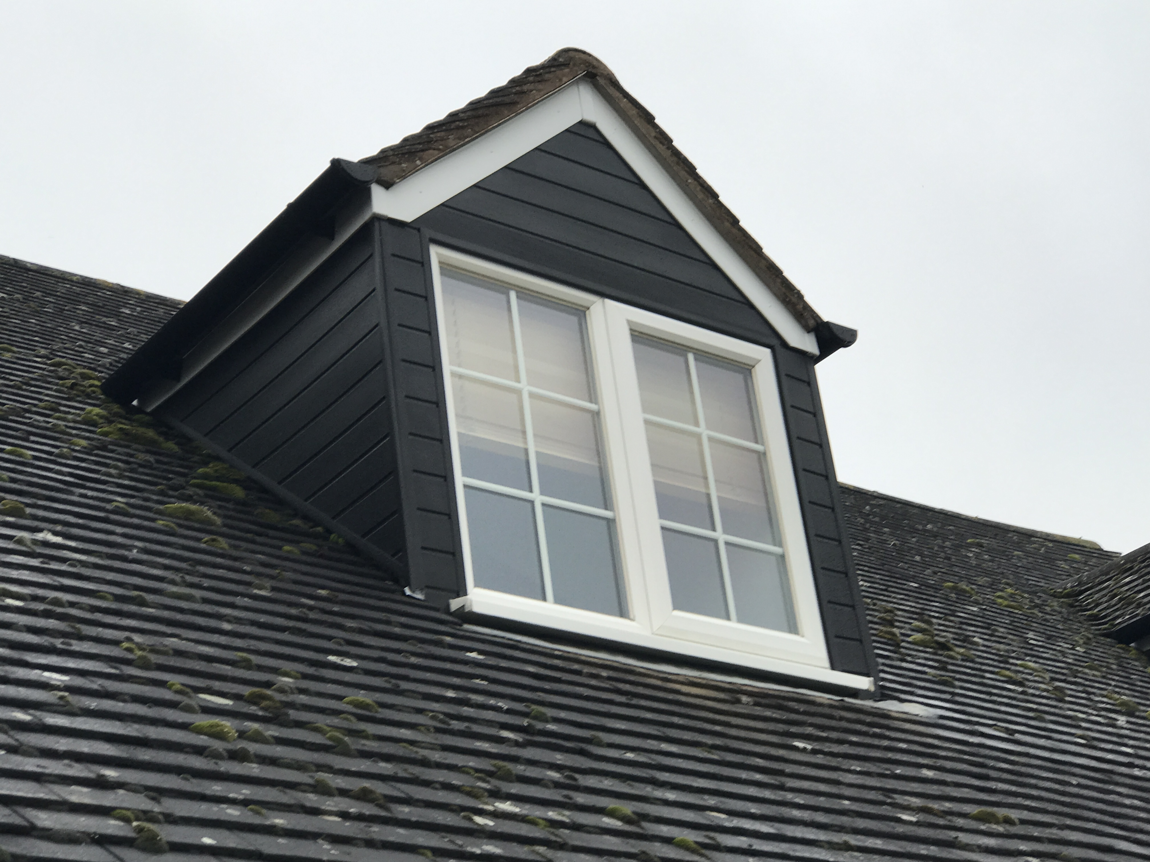 Mr And Mrs Armstrong Cladding Guttering And Soffit Work