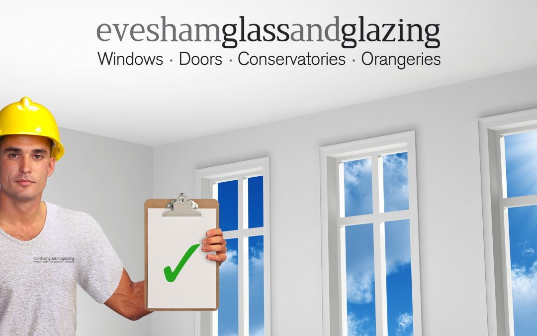 Start The New Year With a Bang, With Evesham Glass and Glazing