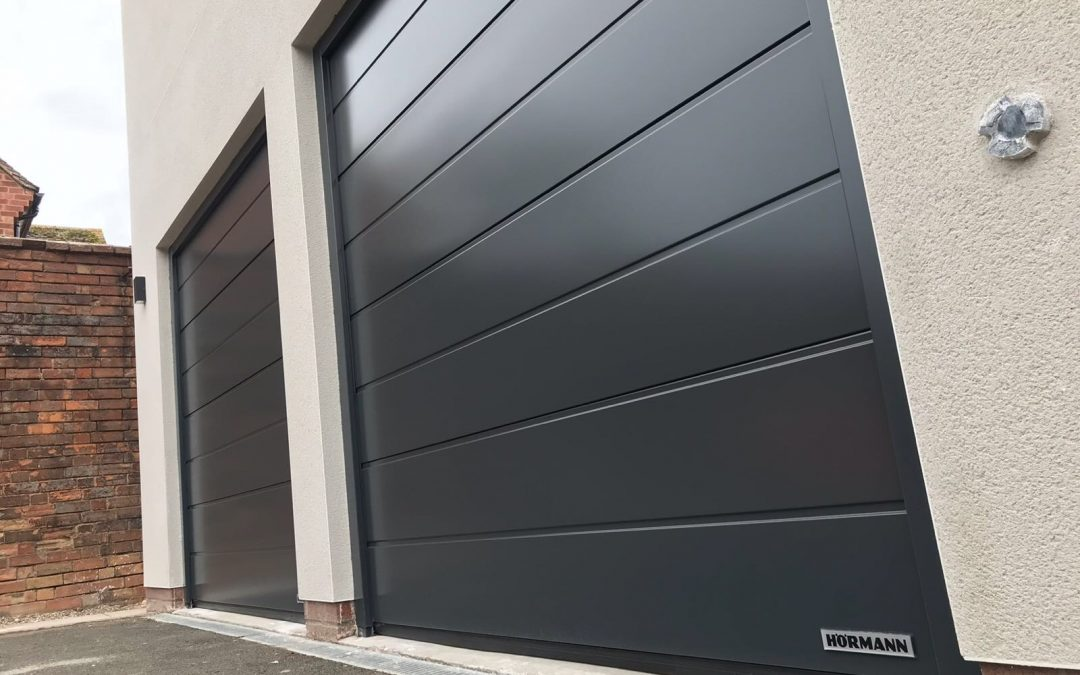 The Benefits of a New Garage Door