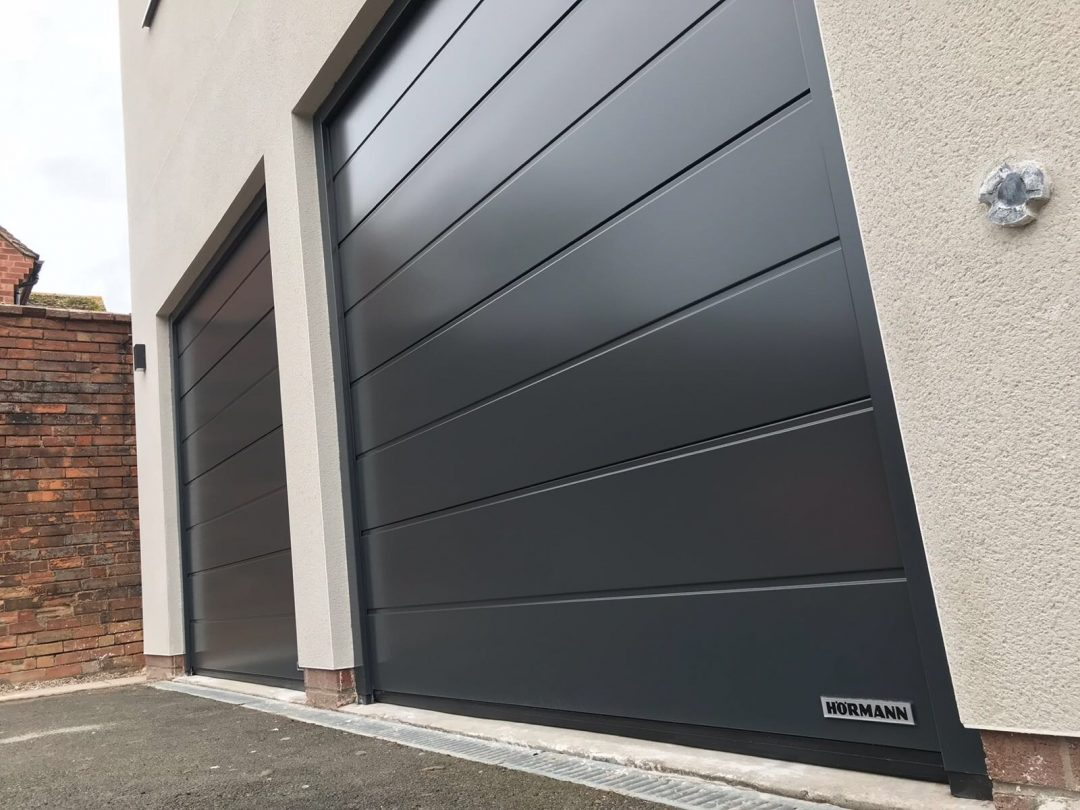 Horman Rollergarage Doors