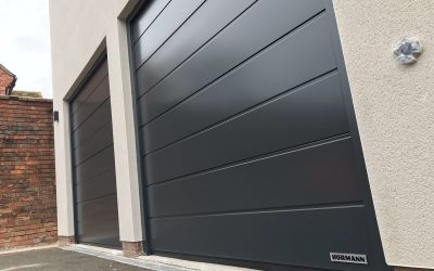 The Benefits of a New Garage Door