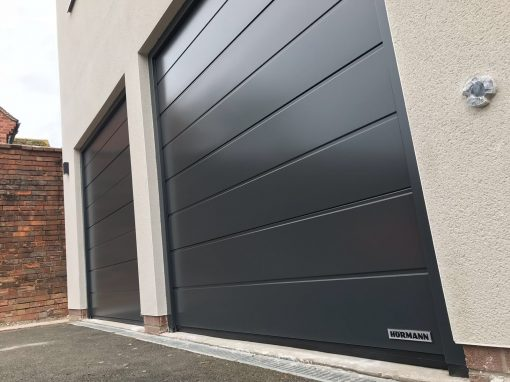 Horman Roller Garage Doors