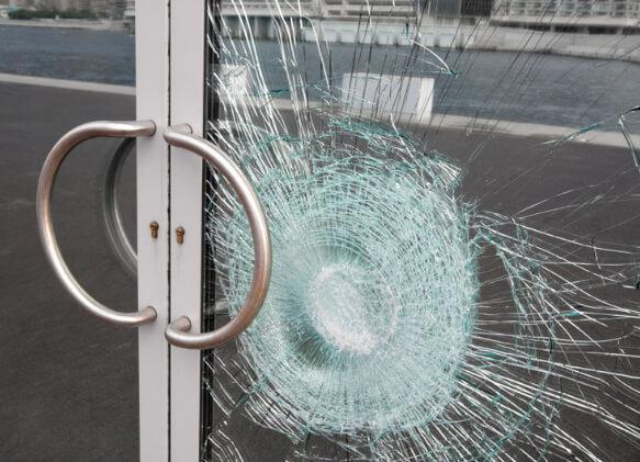 Window film Laminated Glass