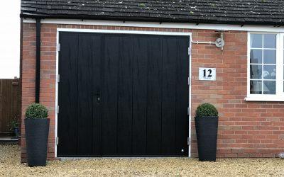 Mr Armstrong, Hormann Garage Door, Lower Quinton Warwickshire