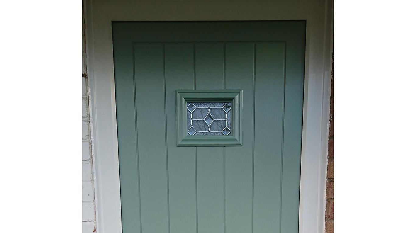 Mrs Green Composite Front Door Broadway Worcestershire