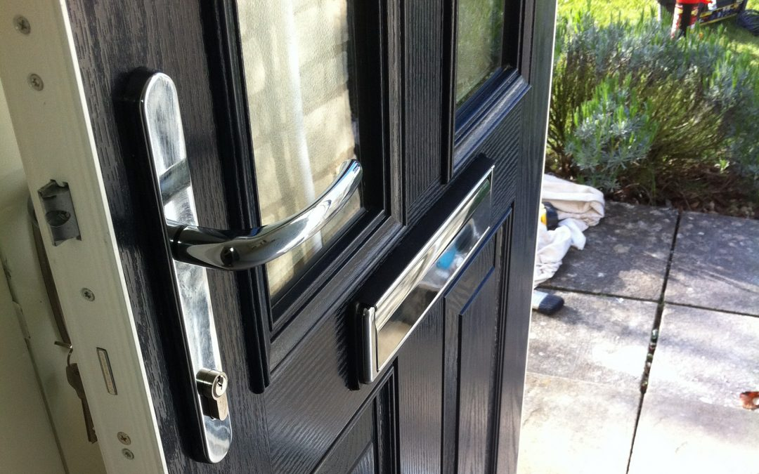 Spring Cleaning Your Composite Doors