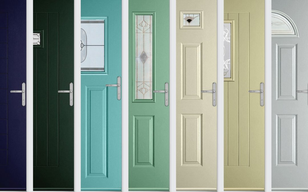 Endurance Composite Door Offer, Safe and Secure