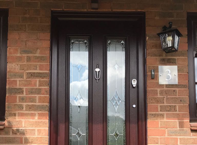 New composite door Evesham Worcestershire