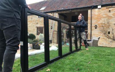 Bereco timber windows and doors,  Temple Grafton Warwickshire
