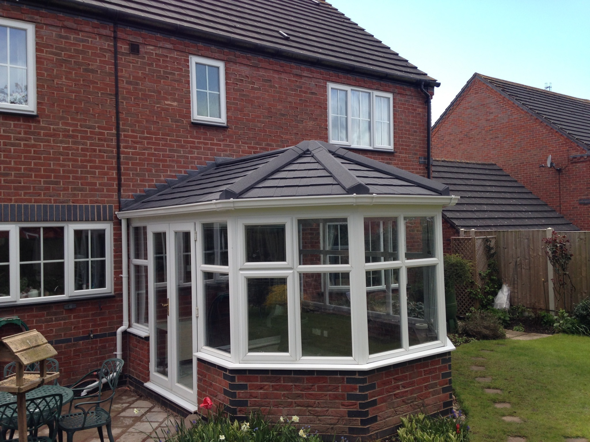 Conservatory Roofing System by Guardian