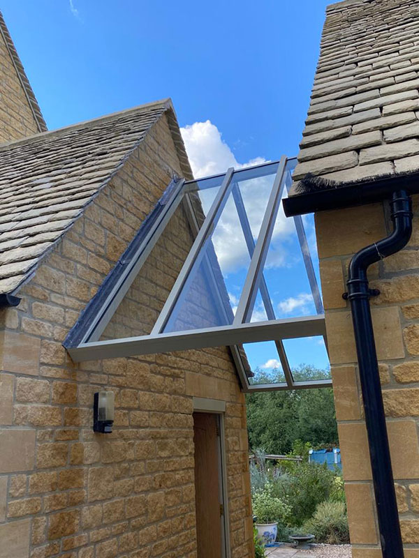Bespoke-glazing work Cotswolds Worcestershire and Warwickshire