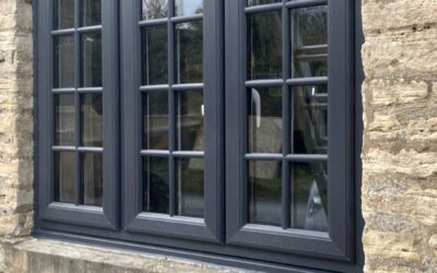 Casement windows in Evesham