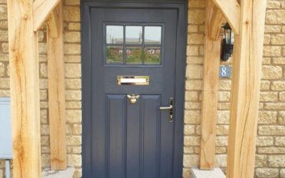 Composite doors Evesham