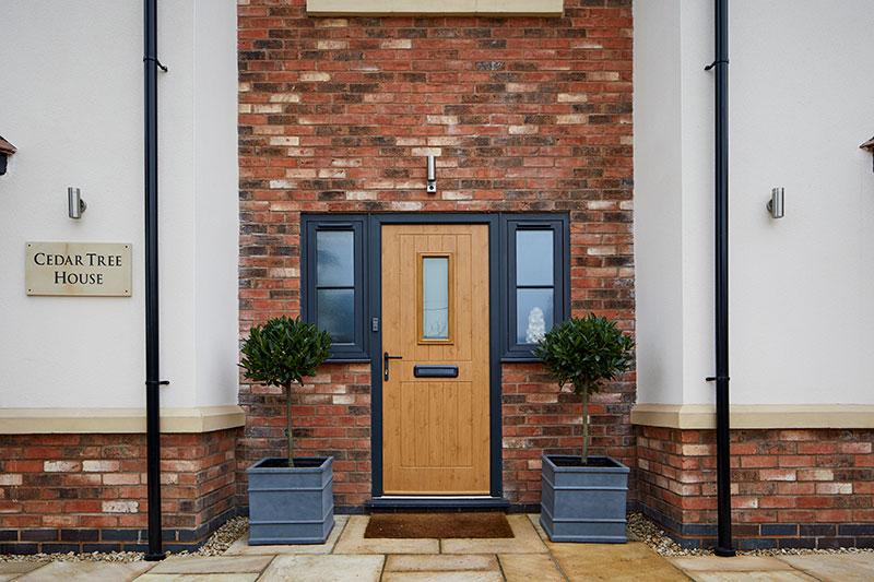 cedar house endurance doors