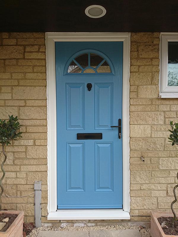 hurst composite residential door